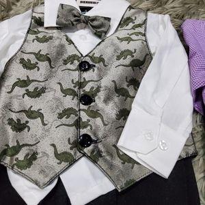 Boys Dress Set